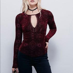 Free People City Limits Top